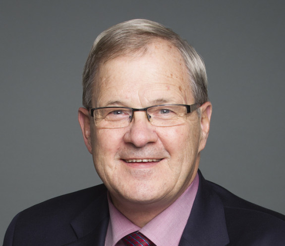 Le ministre d'Agriculture et Agroalimentaire Canada, Lawrence MacAulay.
